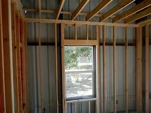 Barndominium com Half home, half workshop, all steel!