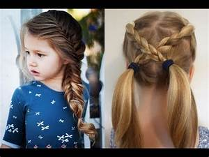 New Hairstyles For School Girls 2018 YouTube