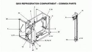 Manitowoc Qd0802a Ice Machine Parts Diagram