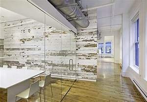 reclaimed barn wood that is fsc certified With barn siding interior walls