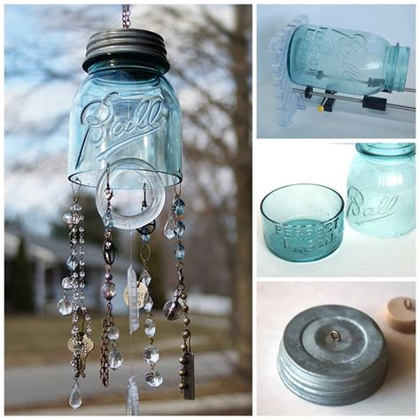 DIY 101 Mason Jar Decor Ideas   Home Design, Garden