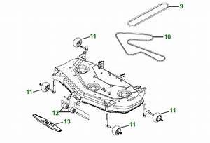 John Deere X300 Parts