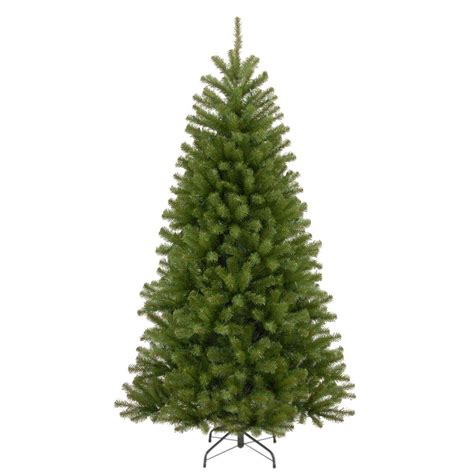 national tree company 7 1 2 ft north valley spruce hinged