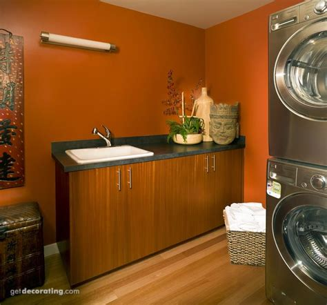 25+ Best Ideas About Orange Laundry Rooms On Pinterest