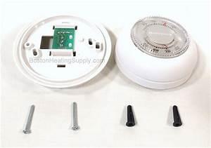 Honeywell T87k1007 24v Heat Only Thermostat