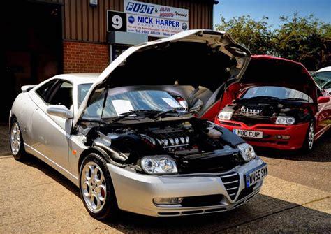 Norwich Fiat & Alfa Romeo Specialist  Nick Harper