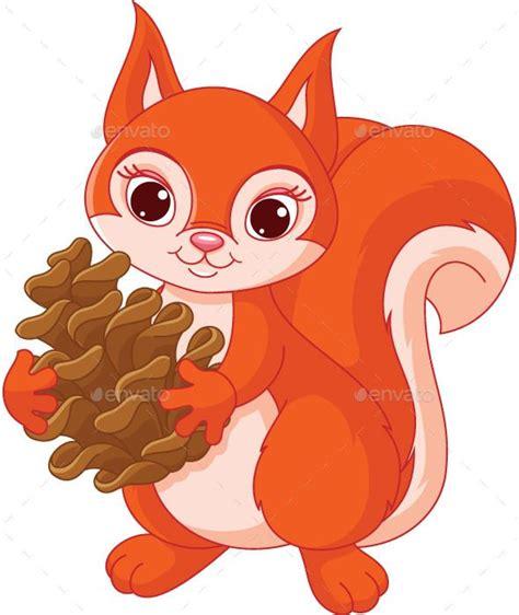 squirrel   pine cone crafts  kids squirrel
