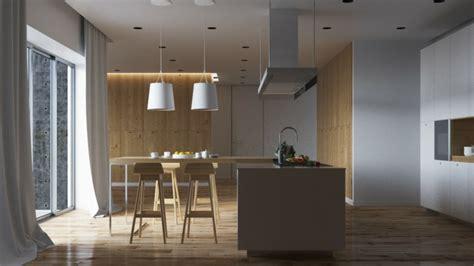 meuble separation cuisine salon meuble séparation cuisine salon en 55 idées