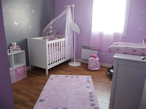 deco fille chambre deco chambre bebe fille violet 9 exemple systembase co