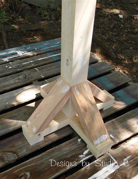 diy woodworking plans  build  coat rack post