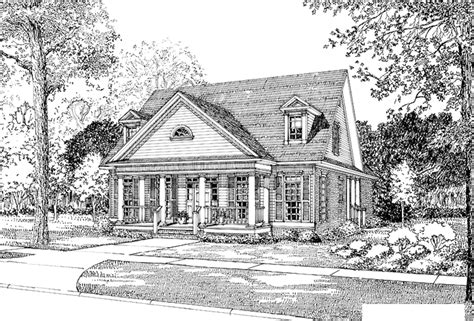 Country Style House Plan 3 Beds 2 5 Baths 2231 Sq/Ft