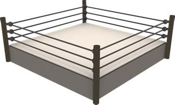 Wrestling Ring Clipart  Clipart Suggest