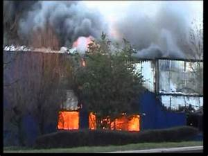 Large Fire in Car Dealership Workshop, Chichester - Real ...