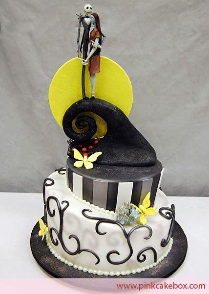 el extrano mundo de jack pasteles de boda disney