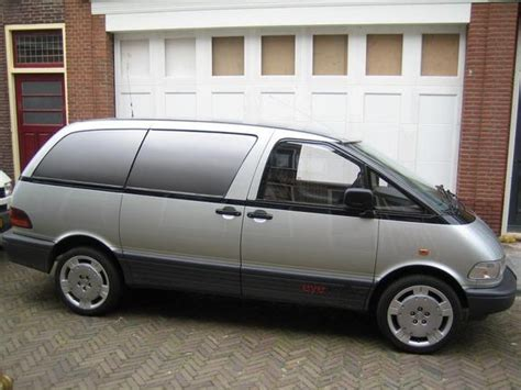 ludoboon  toyota previa specs  modification