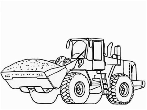 Tractor Kleurplaat by Best 25 Tractor Coloring Pages Ideas On