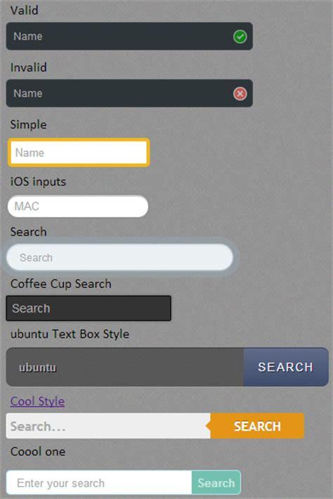 cool textbox design  html jquery  dotnet