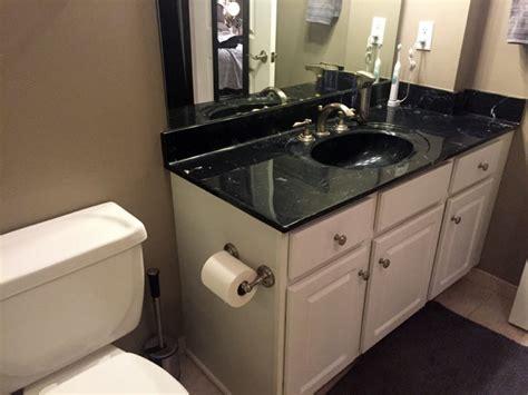 melamine kitchen cabinet basic bathroom gets a graphic modern renovation 4055