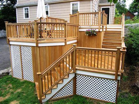 designs for kitchen islands plans for wood deck designs