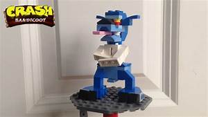 LEGO Crash Bandicoot Ripper Roo Preview YouTube