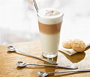 Latte Macchiato Löffel : 6 latte macchiato l ffel online bestellen bei tchibo 300143 ~ A.2002-acura-tl-radio.info Haus und Dekorationen