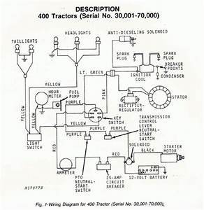 John Deere L130 Ignition Wiring Diagram
