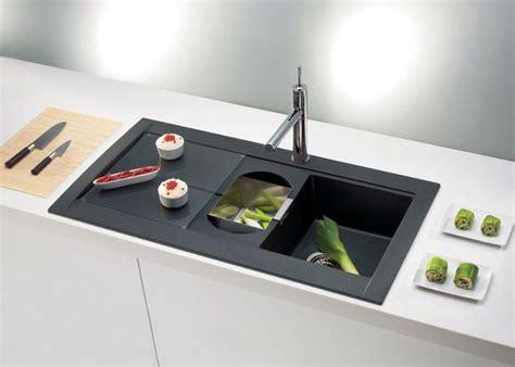 white kitchen black sink 5 tips memilih tempat cuci piring hemat dan berkualitas 1327