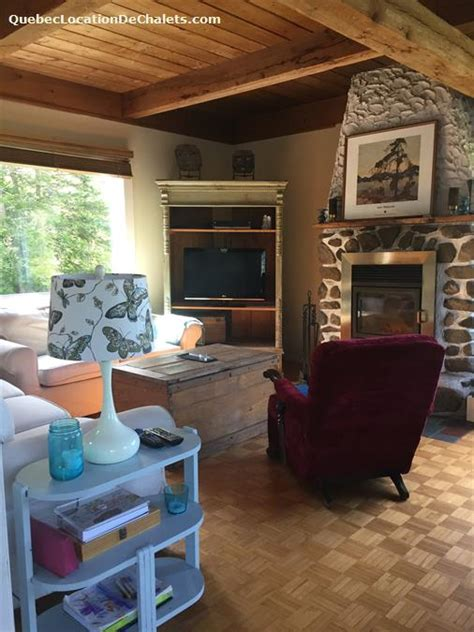 chalet 224 louer laurentides morin heights cozy cottage saison hiveral id 6943