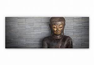 Alu Dibond Panorama : alu dibond wandbild mit silbereffekt thailand buddha ~ Sanjose-hotels-ca.com Haus und Dekorationen