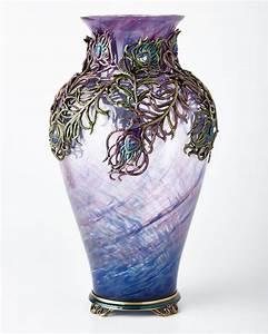 Grand Vase Design : 360 best images about peacock vases on pinterest peacocks peacock decor and glass vase ~ Teatrodelosmanantiales.com Idées de Décoration