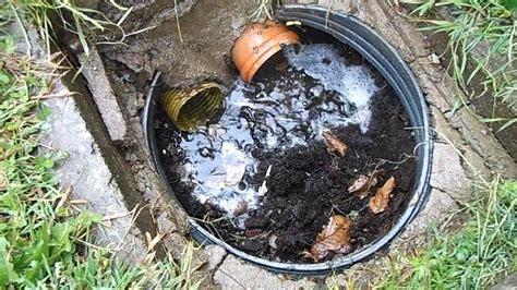 regenwasserversickerung selber bauen sickerschacht selber bauen sickerschacht regenwasser