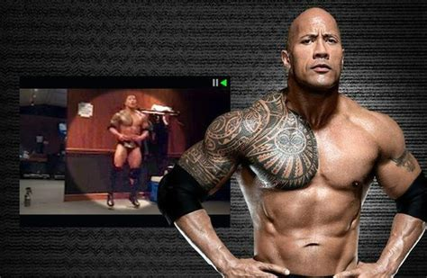Ethnic Dwayne Johnson Tattoo  Best Tattoo Ideas Gallery