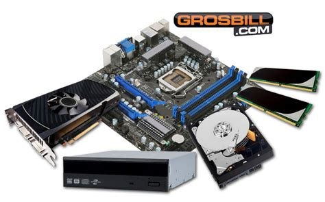 ordinateur de bureau ssd grosbill kit pc à monter gamer ssd achat ordinateur de