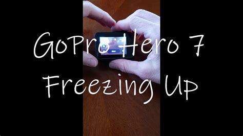 gopro hero black freezing youtube