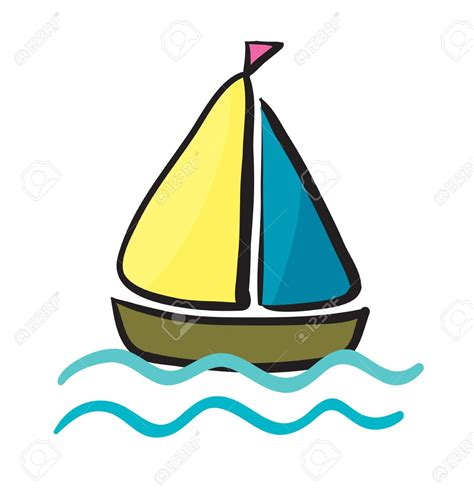 Boat Background Clipart by Boat Clipart Transparent Background Pencil And In Color
