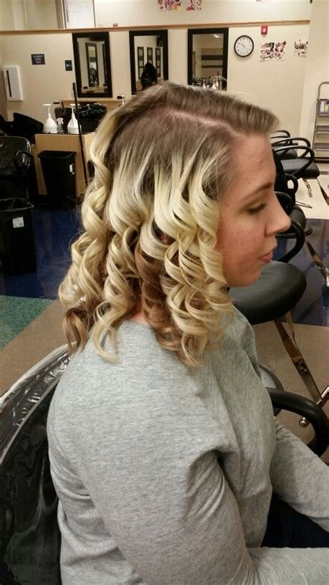 marcel curling iron hairstyle hairstyles   marcel