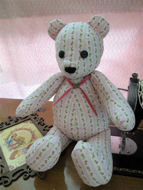 fabric teddy bear simplicity  pattern teddy