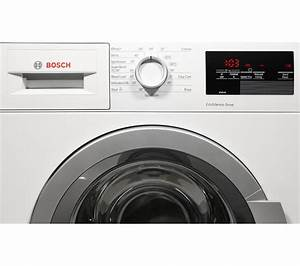 Bosch Waschtrockner Serie 6 : buy bosch serie 6 wat28350gb washing machine white free delivery currys ~ Frokenaadalensverden.com Haus und Dekorationen