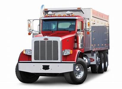 Peterbilt Hood Trucks Tenet Safety System Voice