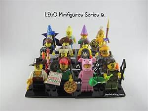 Review: LEGO Minifigures Series 12 Part 2