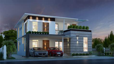 Home Design 40*60 : Villas By Infrany Ventures