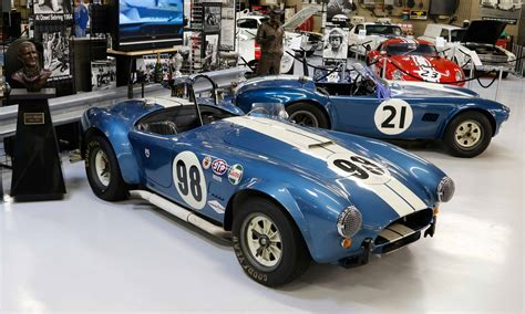 usrrc cobra roadster csx shelby american collection