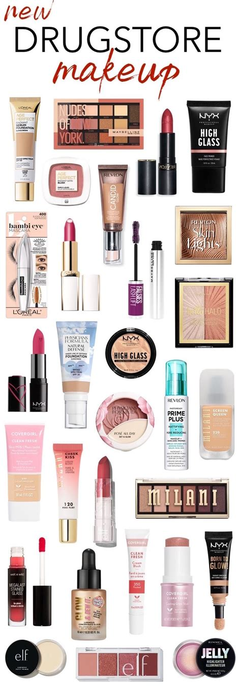 drugstore makeup launches       check  makeup products sephora