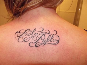 Tattoo Prenom  Fantasy Tattoo Piercing