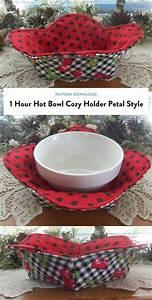 1 Hour Hot Bowl Cozy Holder