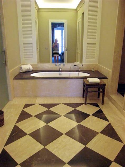 Ein Schachbrett Im Badezimmer?  Hamburg Myheimatde