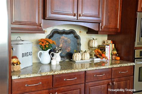 autumn kitchen decor fall kitchen tour my new sponsor and a giveaway