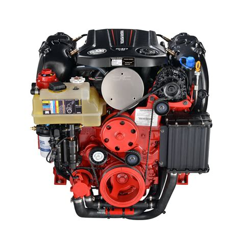 volvo penta motor volvo penta debuts new marine engines