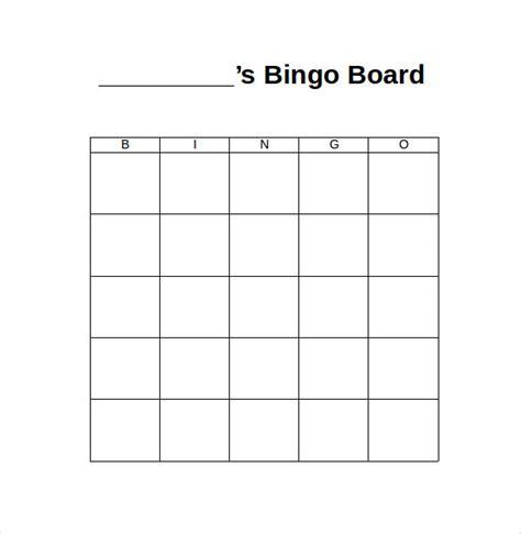 bingo template pdf blank bingo template 15 free psd word pdf vector eps format free premium