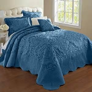amazon com brylanehome amelia bedspread brylane home bedspreads